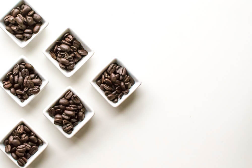 コーヒーの香りで選ぶ