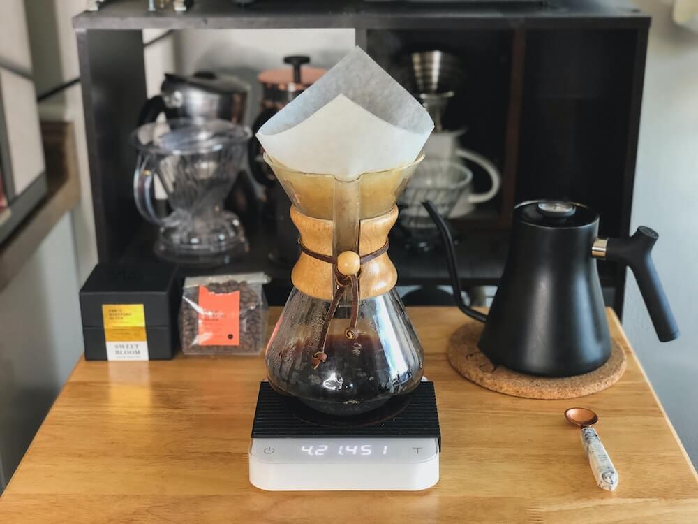 コーヒーの世界にどっぷり浸かった大学時代