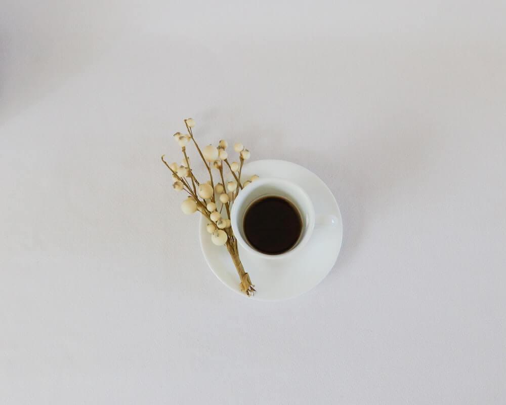 浅煎りコーヒーは成分豊富