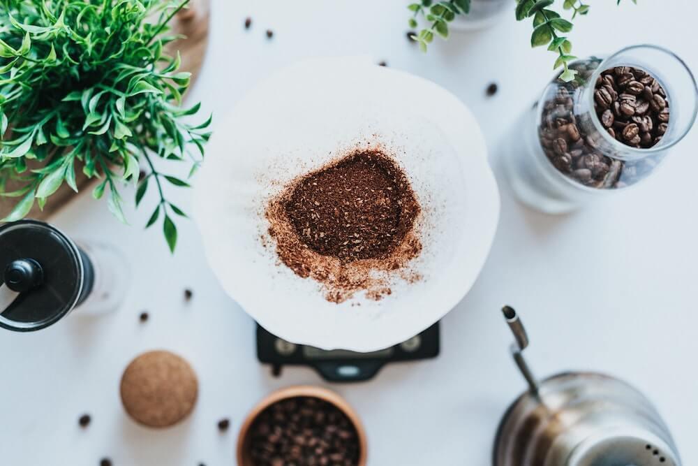 コーヒーミルによる味の違いを検証